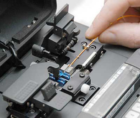 FIBER OPTIC FUSION SPLICING