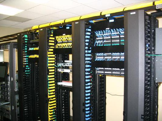 RACKS & PATCH PANEL SYSTEMS